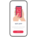 applicazione hotspot wifi hotel
